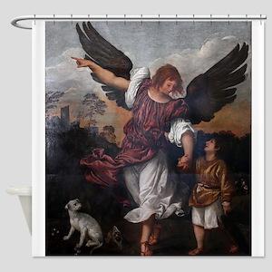 Titian - Archangel Raphael Tobias - 16th Century S