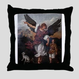Titian - Archangel Raphael Tobias - 16th Century T
