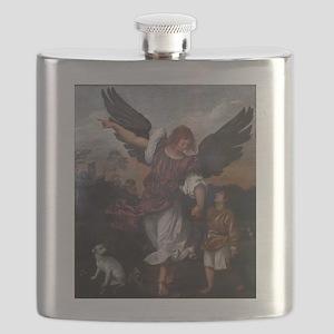 Titian - Archangel Raphael Tobias - 16th Century F