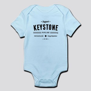 Support The Keystone Pipeline Body Suit