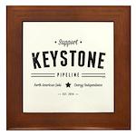Support The Keystone Pipeline Framed Tile