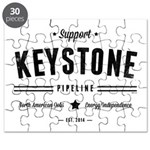 Support The Keystone Pipeline Puzzle