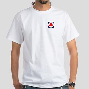 USC&GS White T-Shirt