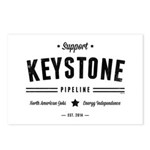 Support The Keystone Pipeline Postcards (Package o
