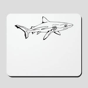 Mako Shark Mousepad