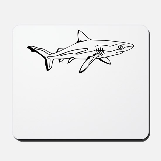 Mako Shark Mousepad