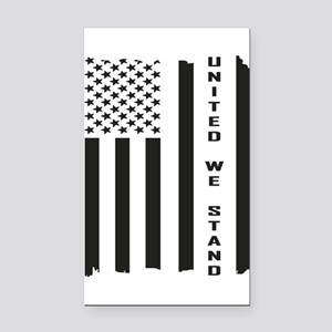 United We Stand Rectangle Car Magnet