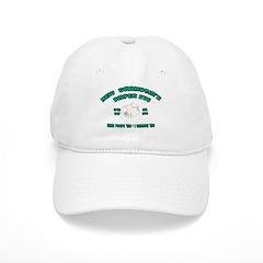 New Grandma's Diaper Svs Baseball Cap