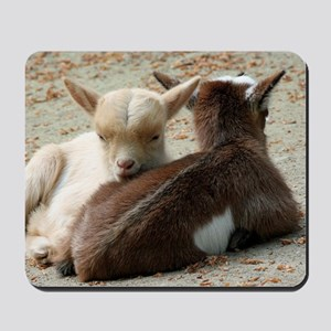 Goat 001 Mousepad