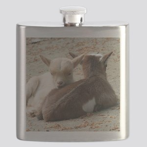 Goat 001 Flask