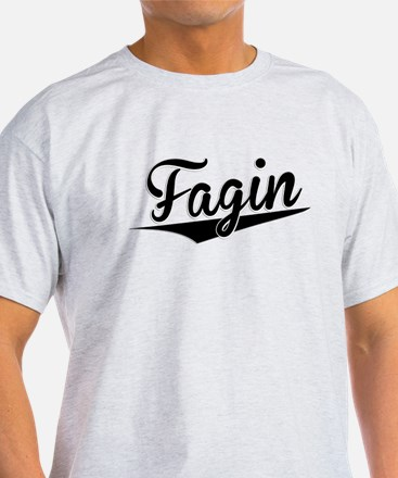 Fagin, Retro, T-Shirt