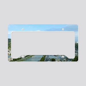Salzburg License Plate Holder