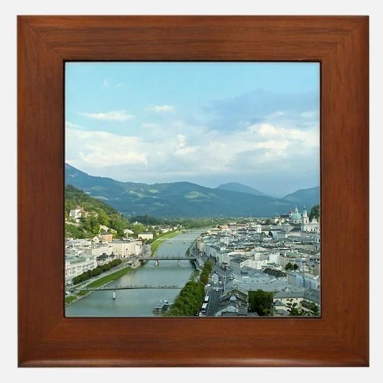 Salzburg Framed Tile