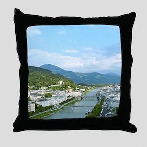 Salzburg Throw Pillow
