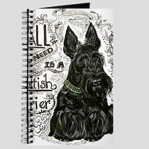 Scottie Basics Journal