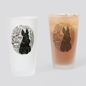 Scottie Basics Drinking Glass