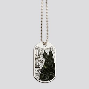 Scottie Basics Dog Tags