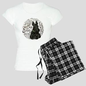 Scottie Basics Pajamas