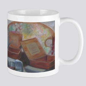 CIGAR BOX ART Mugs