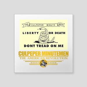 Culpeper Minutemen Sticker