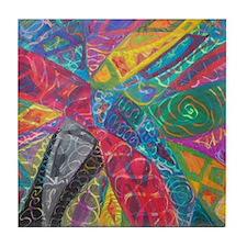 Colourburst Tile Coaster