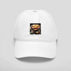 Grotesque Bearded Dragon Lizard Baseball Cap