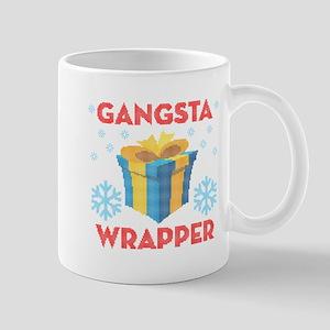 Emoji Gangsta Wrapper 11 oz Ceramic Mug