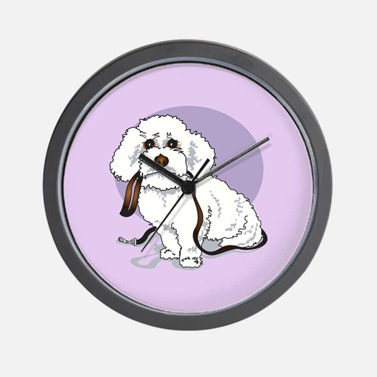 TIME FOR A WALK Wall Clock