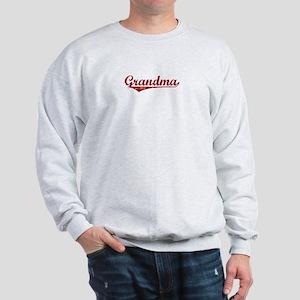 Grandma 2013 Sweatshirt