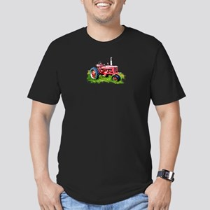 Red Tractor in the Grass T-Shirt