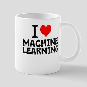 I Love Machine Learning Mugs