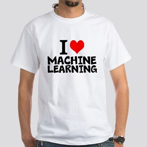 I Love Machine Learning T-Shirt