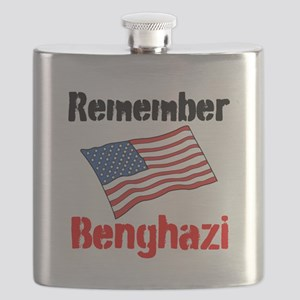 Remember Benghazi Flask