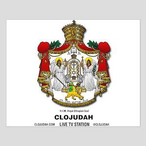 CLOJudah H.I.M. Royal Seal Posters