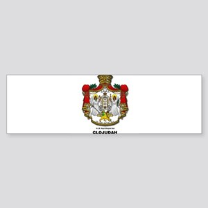 CLOJudah H.I.M. Royal Seal Bumper Sticker