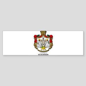CLOJudah H.I.M. Royal Seal Bumper Sticker