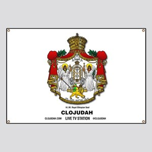 CLOJudah H.I.M. Royal Seal Banner