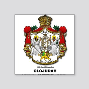 CLOJudah H.I.M. Royal Seal Sticker
