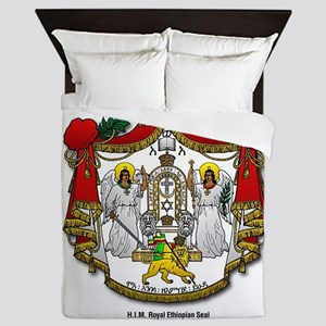 CLOJudah H.I.M. Royal Seal Queen Duvet