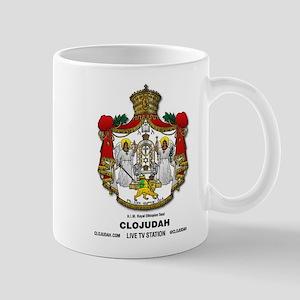 CLOJudah H.I.M. Royal Seal Mugs