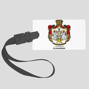 CLOJudah H.I.M. Royal Seal Luggage Tag