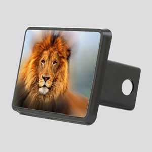 lion12345678910 Rectangular Hitch Cover