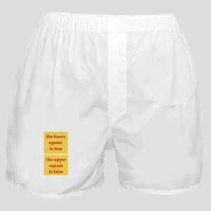 logic Boxer Shorts