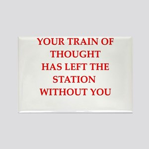 train of thought Magnets