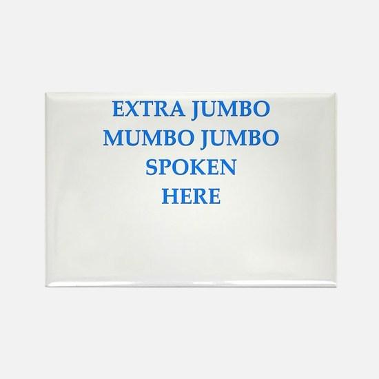 mumbo jumbo Magnets