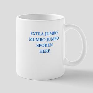 mumbo jumbo Mugs