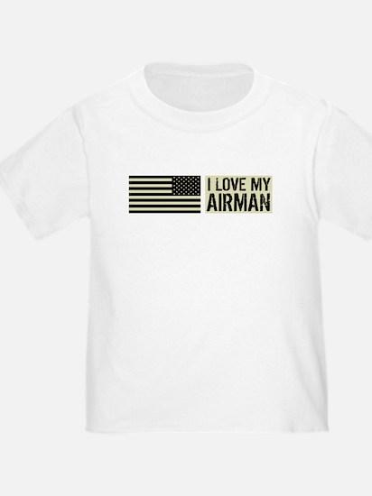 U.S. Air Force: I Love My Air T-Shirt