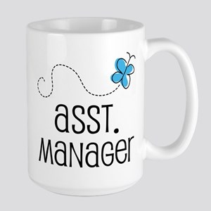 Cute Assistant Manager Mugs