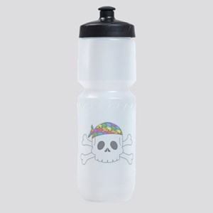 Autism Pirate Pride Sports Bottle