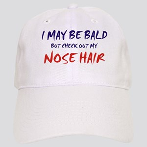 Bald nose hair Cap